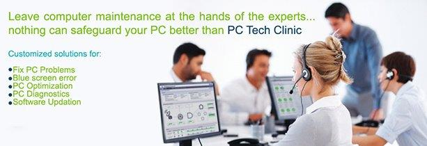 Pc tech clinic Canada