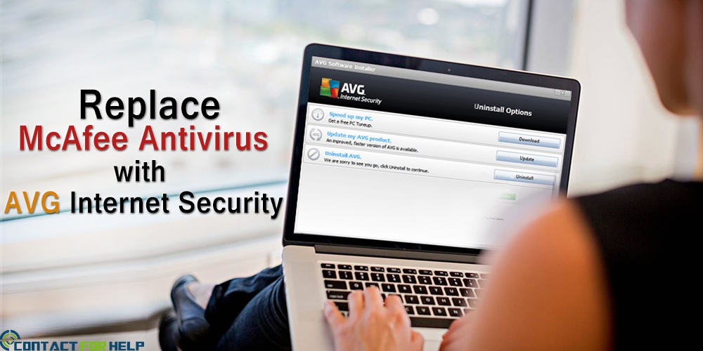 AVG internet security number