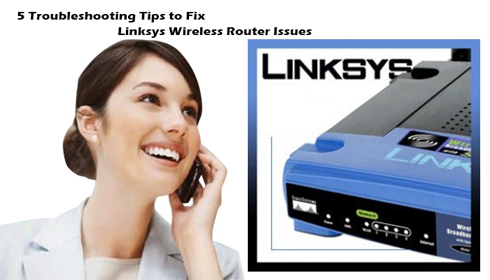 Linksys Wireless Router Issues