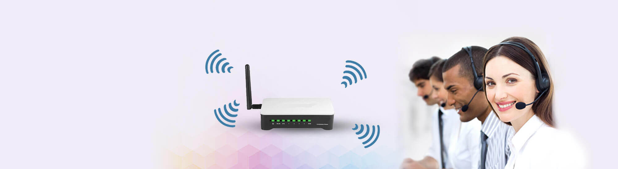 Router Customer Support